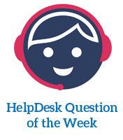 HelpDesk Question